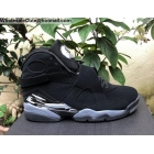 Air Jordan 8 Chrome Mens Basketball Shoes