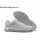 wholesale Mens & Womens Nike Air Max Deluxe SE Pure Platinum