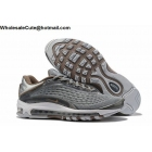 wholesale Nike Air Max Deluxe SE Metallic Silver Mens Shoes