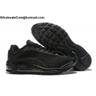 wholesale Mens & Womens Nike Air Max Deluxe SE Triple Black