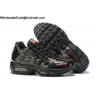 Mens & Womens Nike Air Max 95 By Christian Black Red