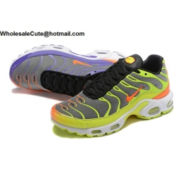 Mens & Womens Nike Air Max Plus TN Color Flip Black
