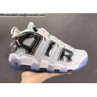 wholesale Nike Air More Uptempo Chrome Mens Shoes