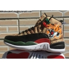 Air Jordan 12 Retro Tiger Mens Shoes