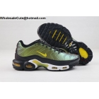 Nike Air Max Plus TN Throwback Future Metallic Green Mens Shoes