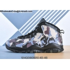 Air Jordan 10 Black Camo Mens Shoes