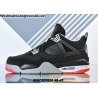 Mens & Womens Air Jordan 4 Bred 2019