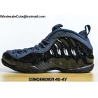 Nike Air Foamposite One Obsidian Glitter Mens Shoes
