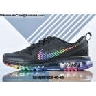 wholesale Nike Air Max 2020 Black Rainbow Mens Shoes