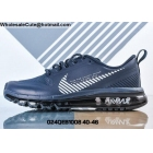 Nike Air Max 2020 Dark Blue Black Mens Shoes