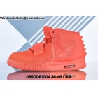 wholesale Mens & Womens Nike Air Yeezy 2 SP Red October