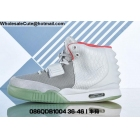 wholesale Mens & Womens Nike Air Yeezy 2 Platinum Wolf Grey