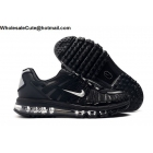 wholesale Mens Nike Air Max 2020 Black Silver Size US7 - US13