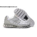 wholesale Mens Nike Air Max 2020 White Silver Size US7 - US13