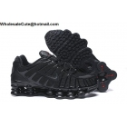 Mens & Womens Nike Shox TL All Black