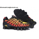 Nike Shox TL Sunrise Mens Athletic Shoes