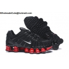 wholesale Mens & Womens Skepta x Nike Shox TL Black Red