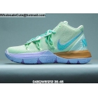 wholesale Mens & Womens Nike Kyrie 5 Squidward