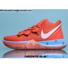 wholesale Nike Kyrie 5 Red White Blue Mens Shoes