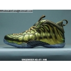 wholesale Nike Air Foamposite One Shine Mens Shoes