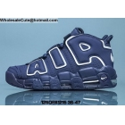 wholesale Mens & Womens Nike Air More Uptempo Obsidian