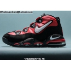 wholesale Mens Nike Air Max Uptempo 95 Black Red White