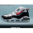 wholesale Mens Nike Air Max Uptempo 95 White Black Red