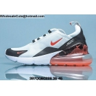 wholesale Mens & Womens Nike Air Max 270 Floral White Black Red