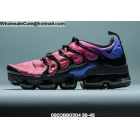 wholesale Mens & Womens Nike Air Vapormax Plus Black Red Blue