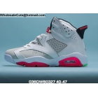 Mens Air Jordan 6 Hare