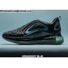 Mens & Womens Nike Air Max 720 Black Blue