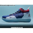 wholesale Mens Nike KD 11 Navy Red White