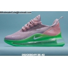 Womens Nike Air Max 720 Pink Green