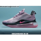 Womens Nike Air Max 720 Plus 270 Light Pink Black
