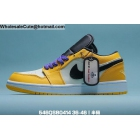 wholesale Mens & Womens Air Jordan 1 Low Lakers