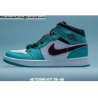 Mens & Womens Air Jordan 1 Mid South Beach