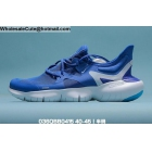 Mens Nike Free RN 5.0 Blue White