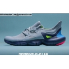 wholesale Mens Nike Free RN 5.0 Grey Navy Blue