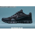 wholesale Mens & Womens Nike Free 3.0 All Black