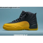 Mens Air Jordan 12 University Gold