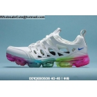 wholesale Mens Nike Air Zoom Chalapuka White Rainbow