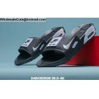 Mens & Womens Nike Air Max 90 Slide Black Silver