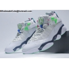 wholesale Mens & Womens Jordan 6 Rings Green Abyss
