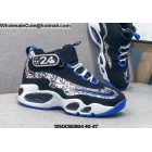 Nike Air Griffey Max 1 Black White Blue