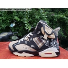 Mens Travis Scott Air Jordan 6 Paisley Print