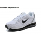 wholesale Mens Nike Air Max 2020 White Silver Black Size US7 - US13