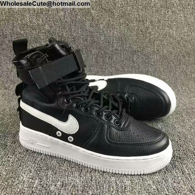 Nike Special Field Air Force 1 Black White