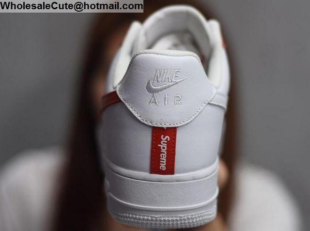 Nike Air Force One Low Supreme