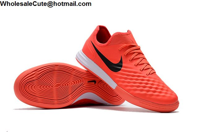Nike MagistaX Finale II IC Orange