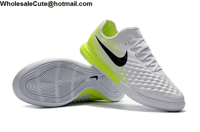 Nike MagistaX Finale II IC White Volt